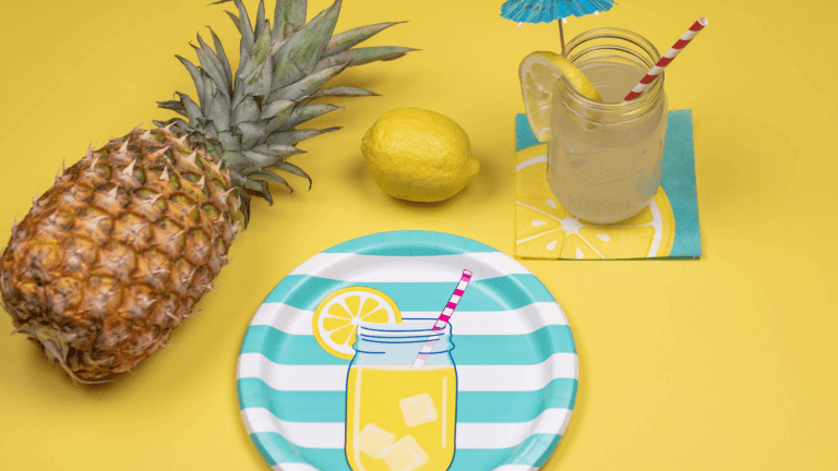 Throw a Pineapple Party This Summer