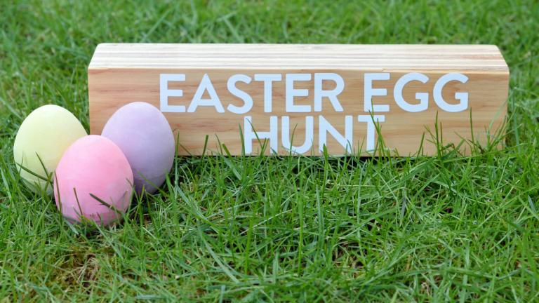 Planning a fun Easter Egg Scavenger Hunt