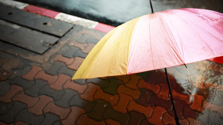 Great Coats: Rainy Day Fashion