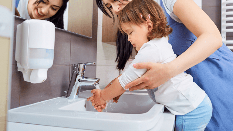 Hand-Washing 101