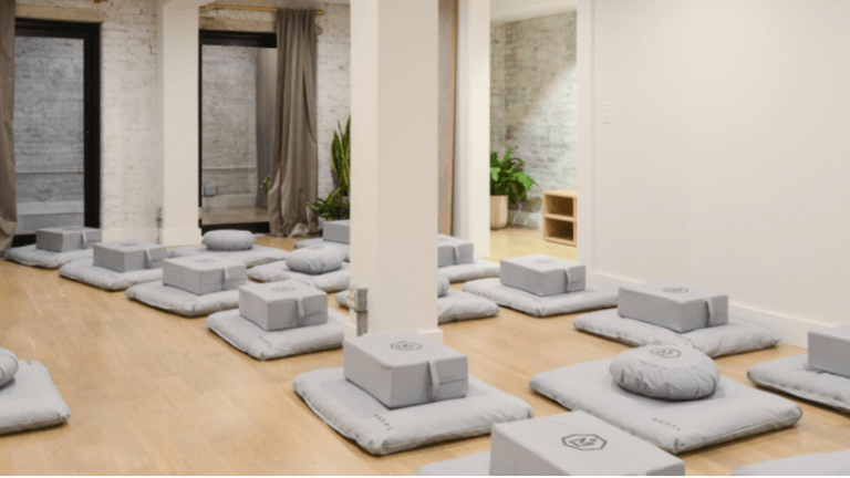 Teen Meditation at Mndfl Studio