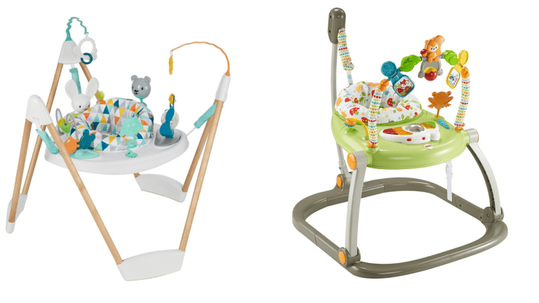 The Best Baby Jumpers and Exersaucers