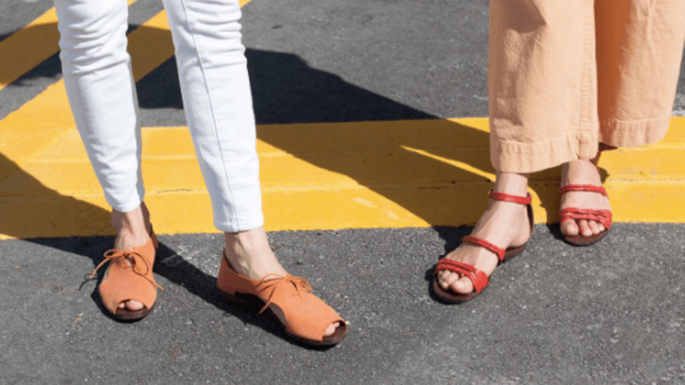 We're Still Wearing Sandals—And This Pair Is Our Fave!