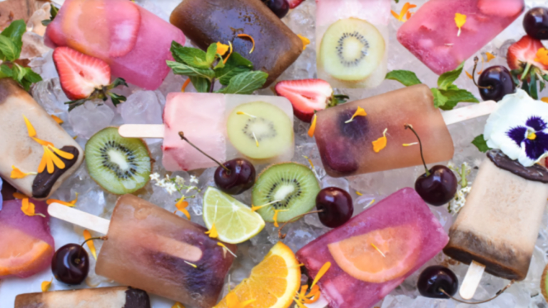 Popsicles With a Kick: 3 Booze-Infused Ice-Pops
