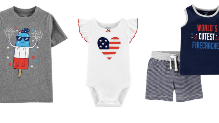 Fourth of July Fashions for Kids