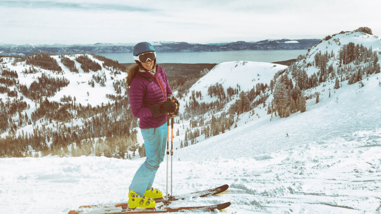 Graphic Tees for Moms Who Ski and Ride