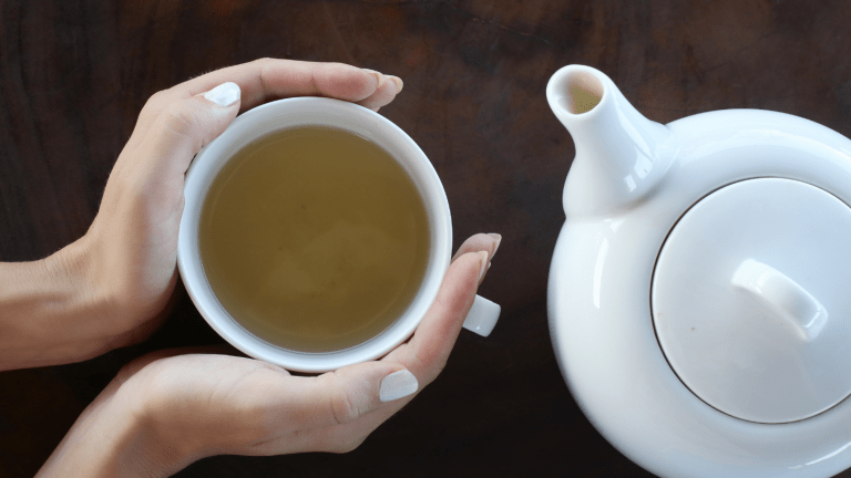 Stylish Tea Time at Harney Tea Soho