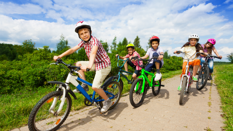 How to Choose a Geared Bike for Your Child