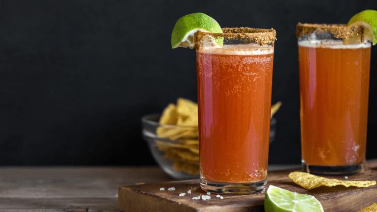 Easy Michelada Cocktail Recipe