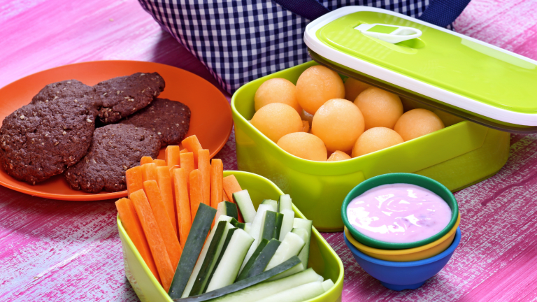 Snack Time Hacks for Toddlers