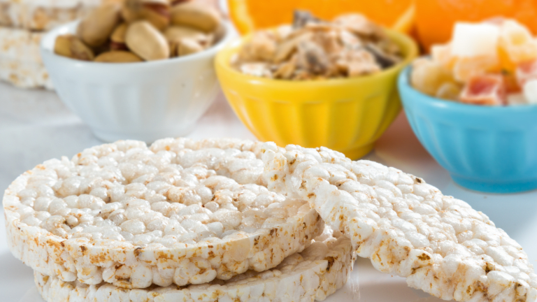 Healthy Snack Ideas for Moms