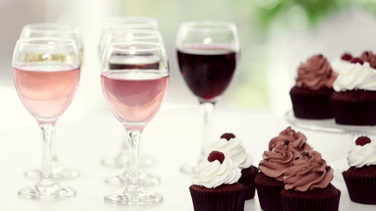 Perfect Pair: Cupcake Wines + Sprinkles Cupcakes