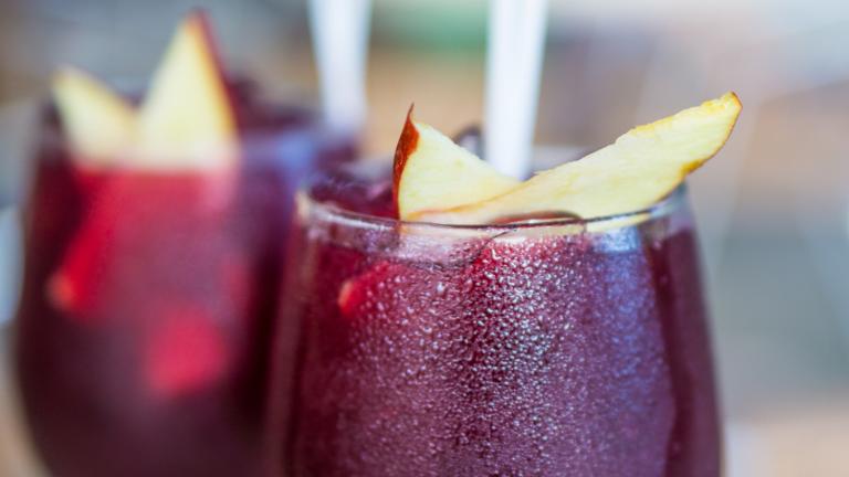 Low Calorie Winter Sangria Recipe