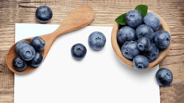 3 of Our Favorite Summer Blueberry Recipes