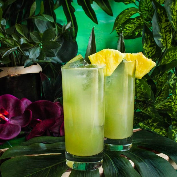 Tropical Refresher