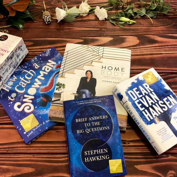Book Lovers Holiday Picks
