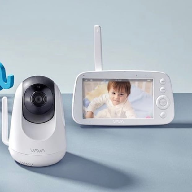 Our Favorite Baby Monitor for New Parents