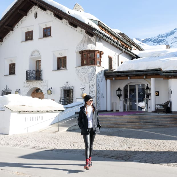 Family Friendly and Effortlessly Chic Giardino Mountain Resort St. Moritz