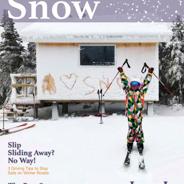 Best Family Ski and Snowboarding Guide