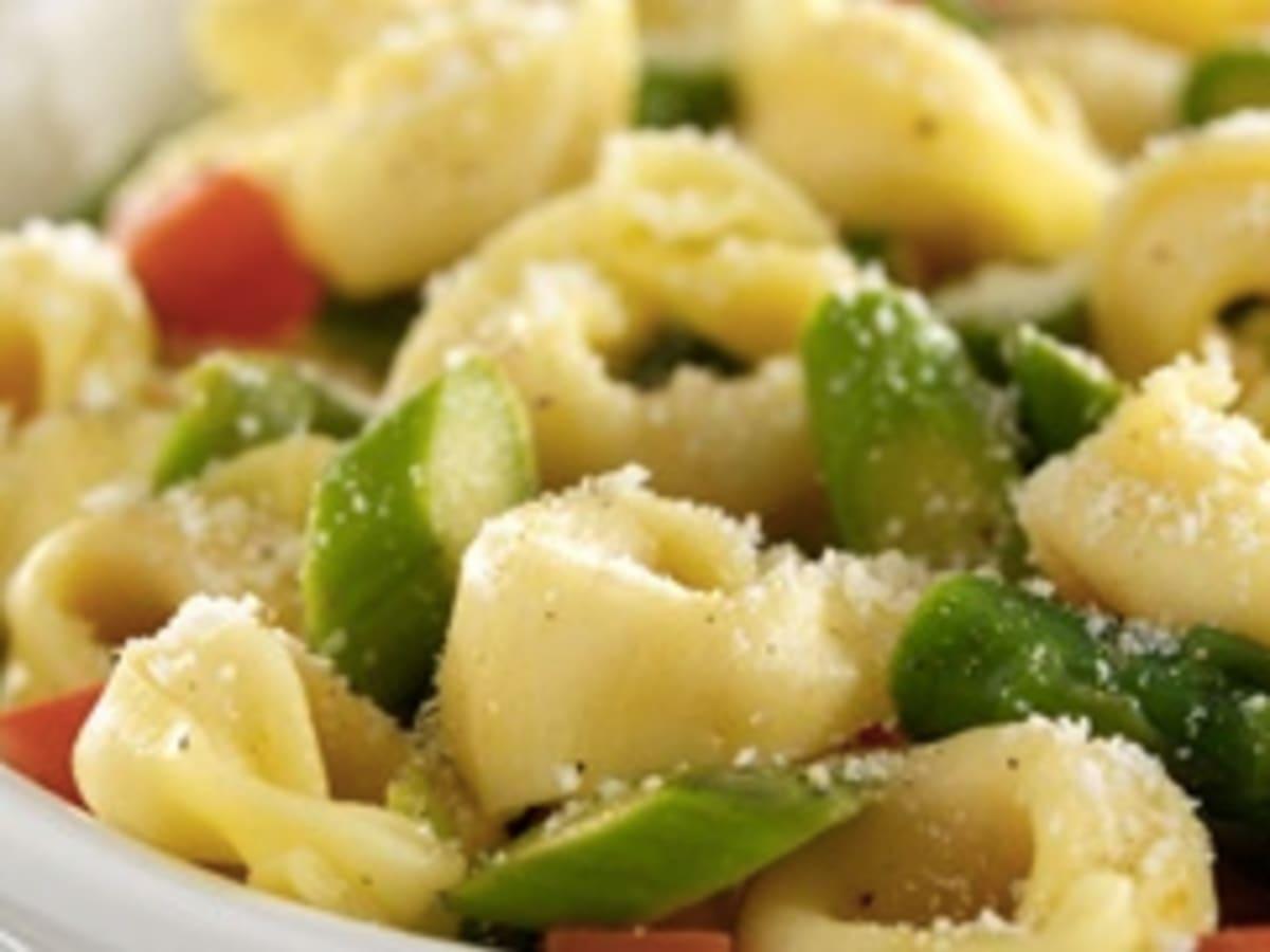 Barilla Three Cheese Tortellini Review Recipe Momtrends