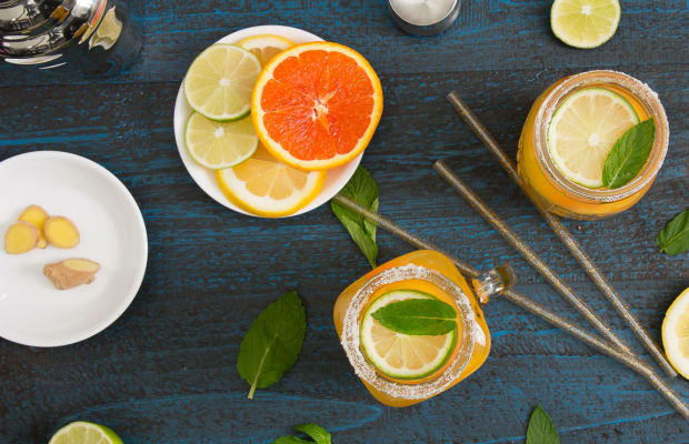 Ginger Citrus Cooler