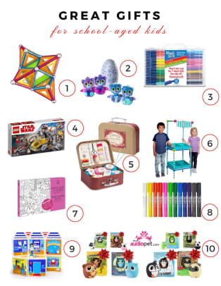 great gifts for school aged kids