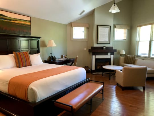 Emerson Resort Inn Rooms