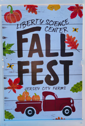 New for fall at Liberty Science Center #LSCFallFun