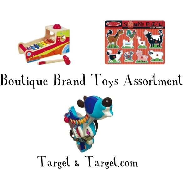 Boutique Brand Toy Assortment At Target Amp A Giveaway