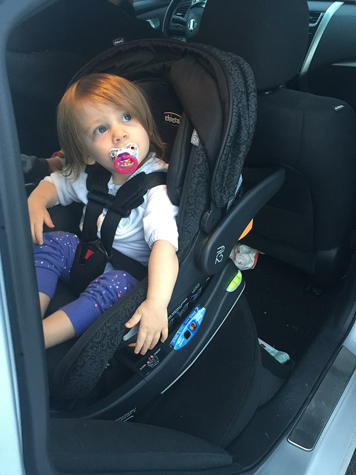 Keep Your Baby Rear Facing For Longer In The Chicco Fit2
