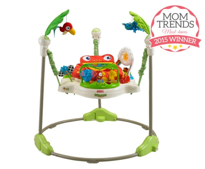 Momtrends Must Haves Bouncers Swings Amp Activity Centers