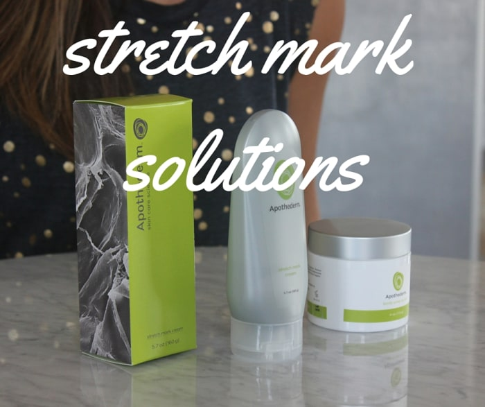 Solutions For Stretch Marks From Apothederm