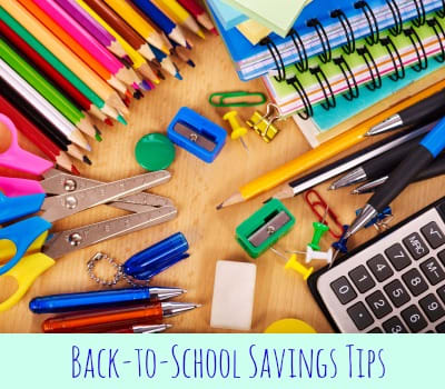 Tips For Saving On Back To School Momtrends