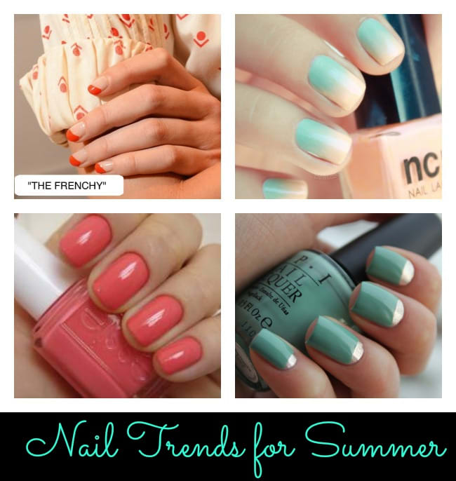 Friday Finds New Looks From Eijffinger: Friday Finds: Latest Nail Trends