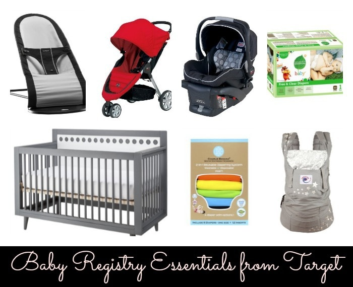 Our Target Baby Registry and a Giveaway! - MomTrends