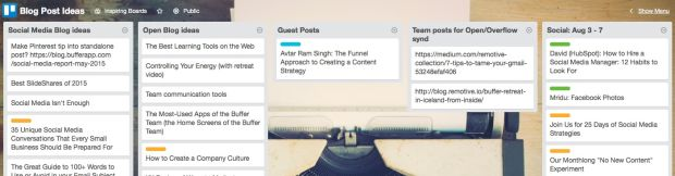 how to create a todo list in trello