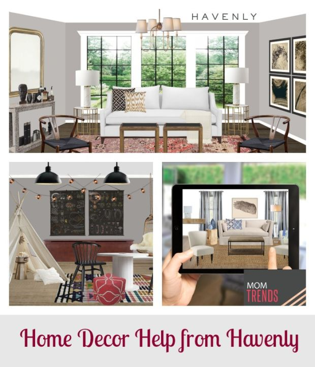 Help With Interior Design: Home Decor Help From Havenly
