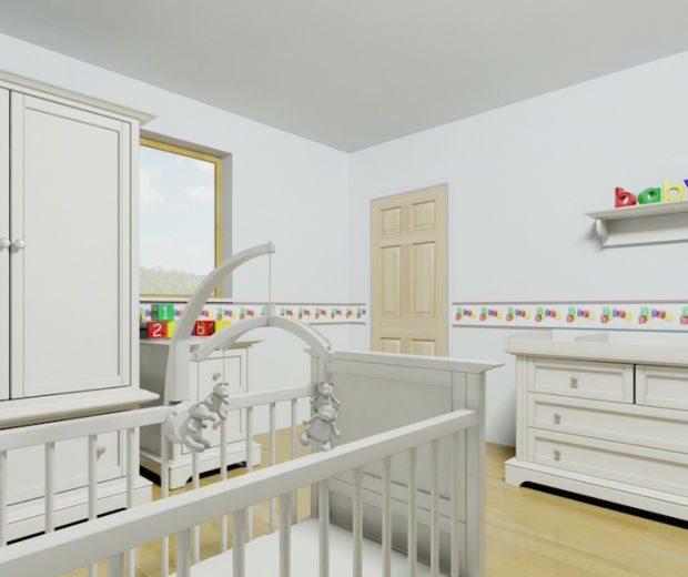 How To Create A Green And Natural Nursery Momtrends