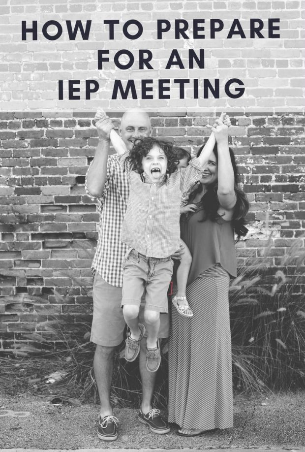 IEP Meeting Basics: Who Attends, What's Discussed and What ...