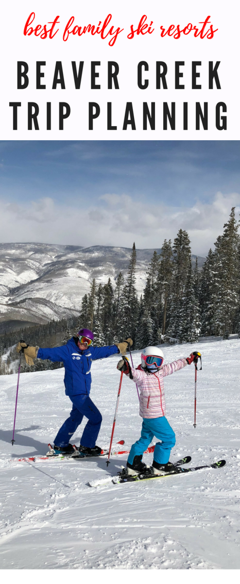Plan Your Beaver Creek Family Ski Day