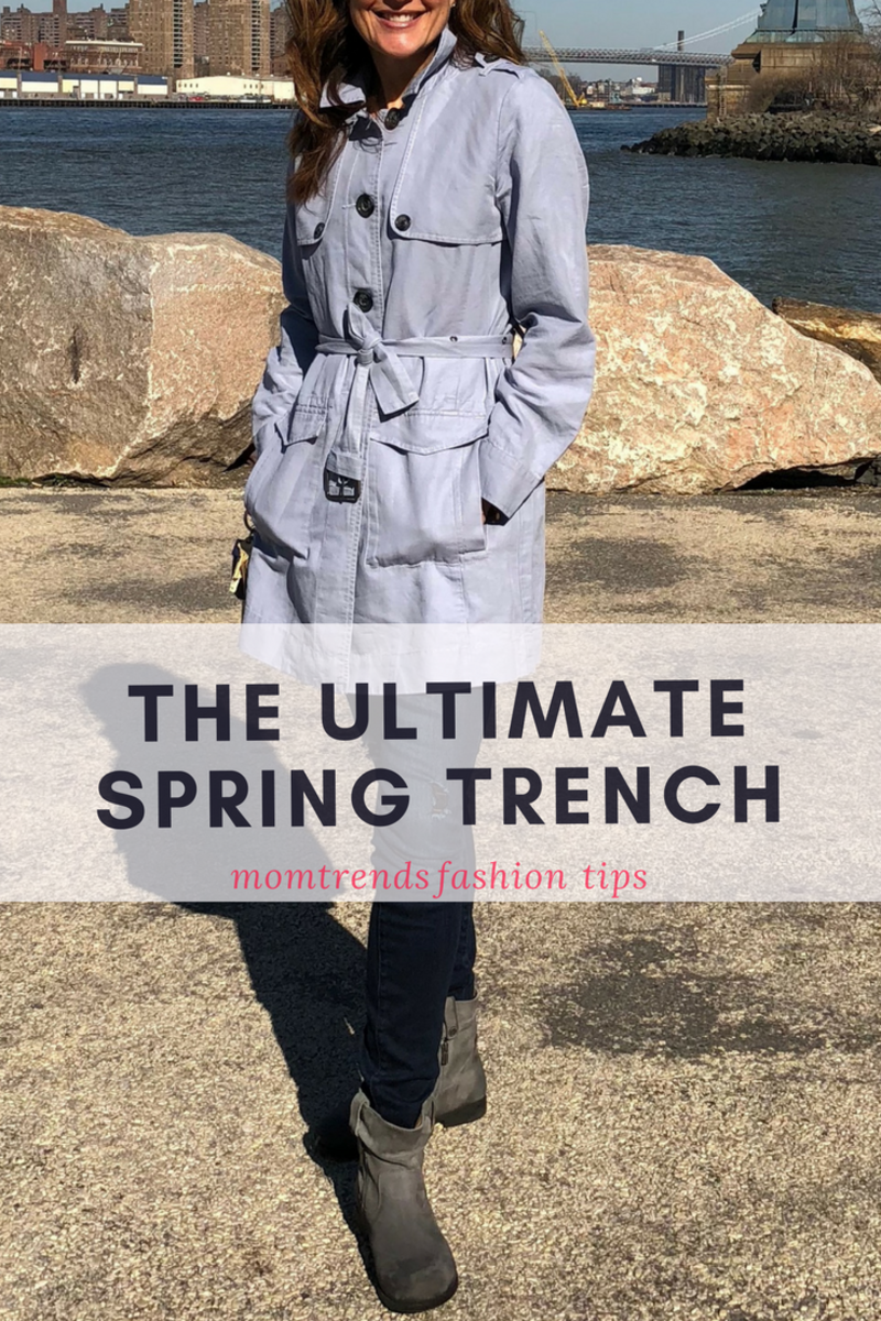 The Ultimate Spring Trench