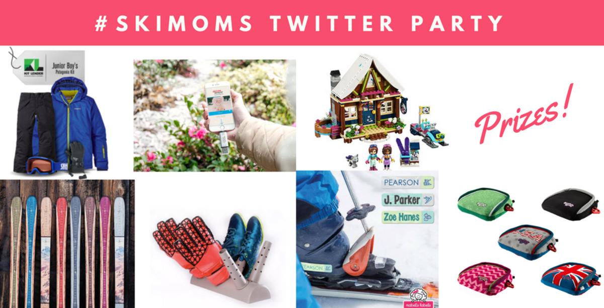 #SkiMoms Prizes