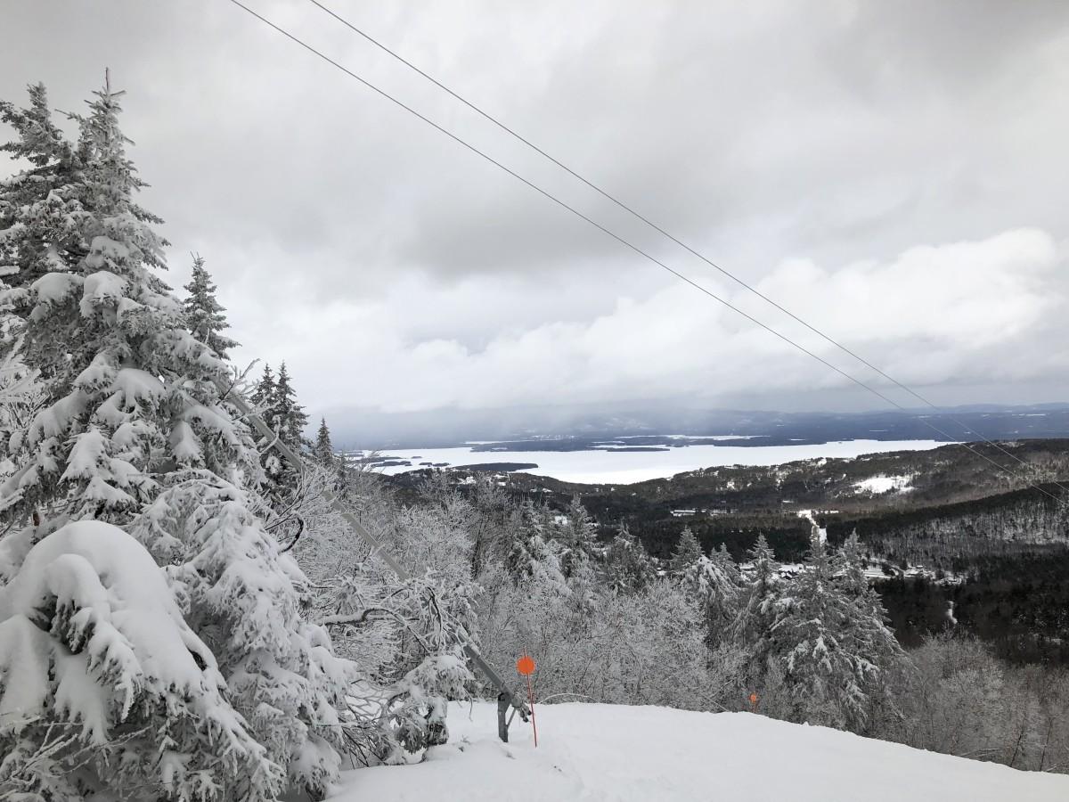 Views from GUnstock mountain