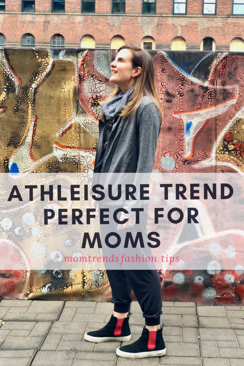 Athleisure Style for Moms