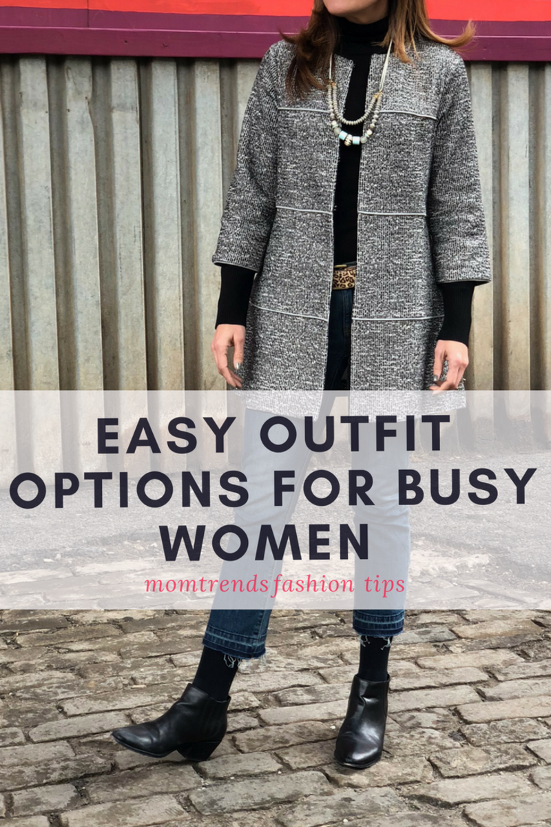 Outfit Options for Busy Women