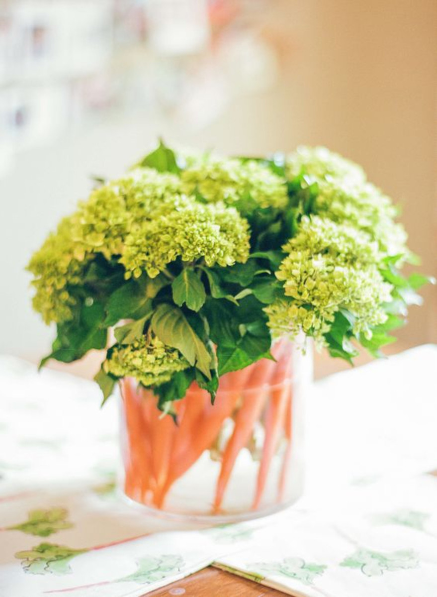 Easy Centerpieces for Your Easter Table