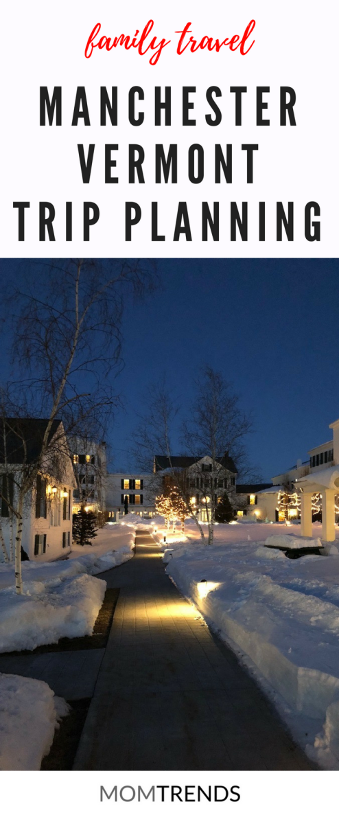 Plan a Visit to Manchester Vermont