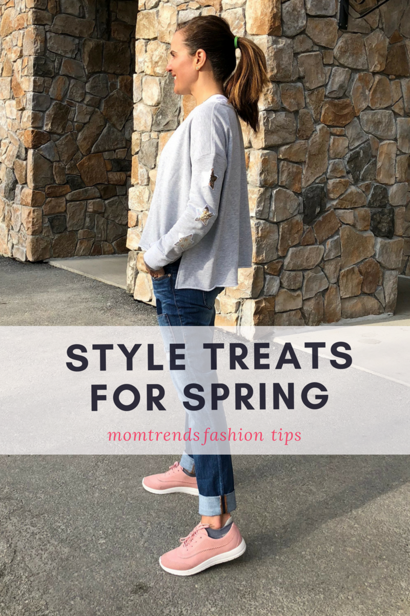 spring style treats