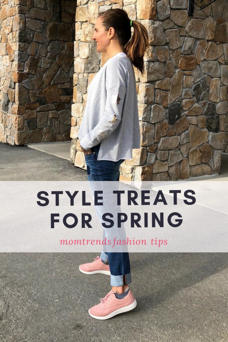 spring style treats