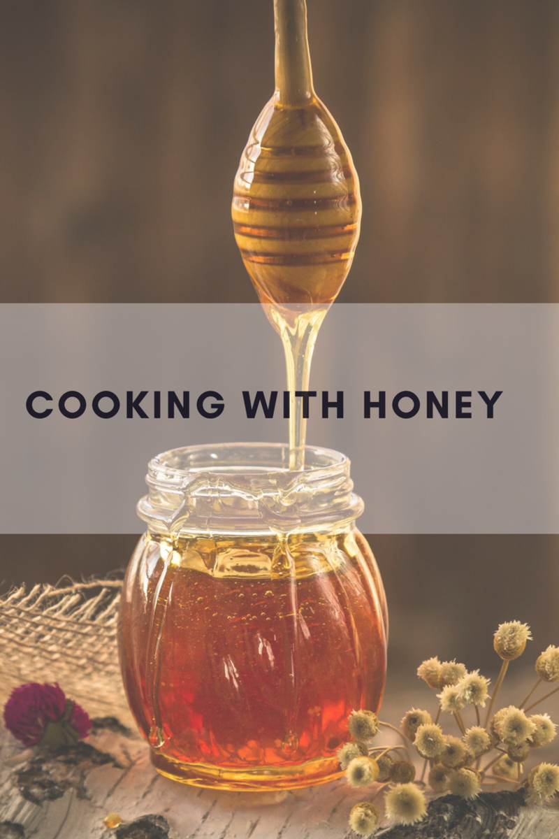 cooking with honey, recipes that use honey, honey, healthy recipes, vegetarian
